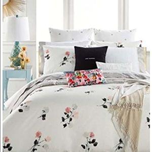NWT Kate Spade comforter set